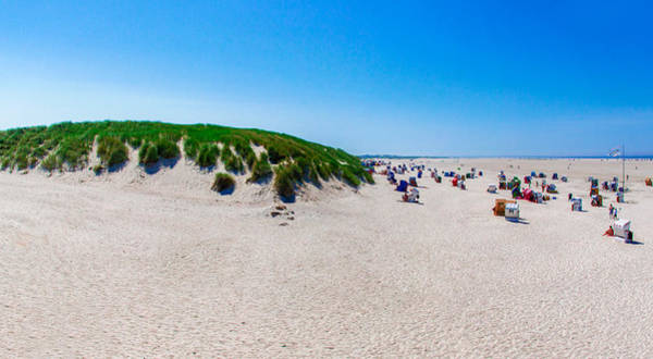 Photograph - Green Dune In Amrum by Sun Travels