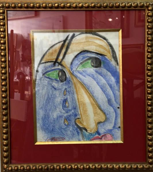 Pastel - Green Eyed Tears by Jack Diamond
