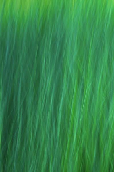 Photograph - Green Fire 6 by Brad Koop