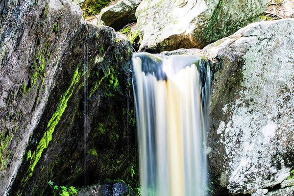 Photograph - Green Glows On The Falls by JimO Ogilvie