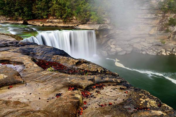 Photograph - Green River Falls by Michael Scott