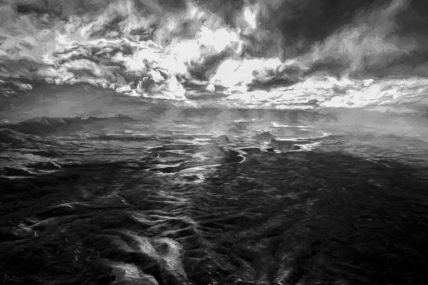 Digital Art - Green River Rays II by Jon Glaser