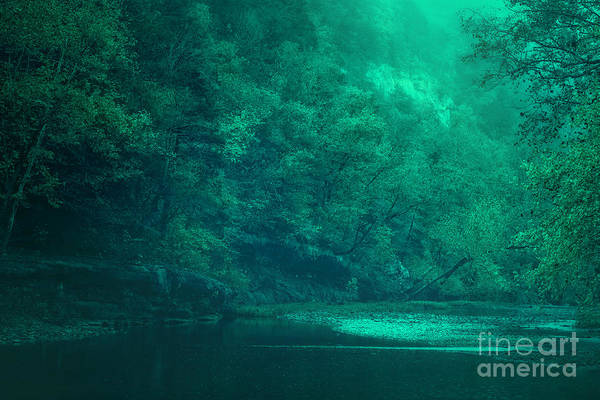 Photograph - Green River by Tim Wemple