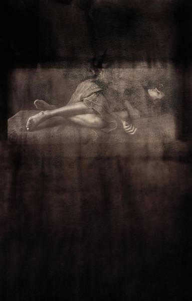 Photograph - Green Room #97890a by Andrey Godyaykin