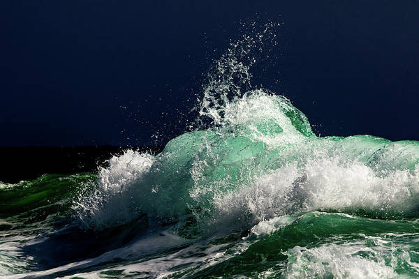 Wall Art - Photograph - Green Storm by Stelios Kleanthous