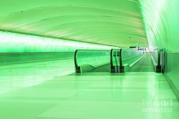 Wall Art - Photograph - Green Tunnel by Juli Scalzi
