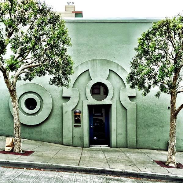 Wall Art - Photograph - Green Wall by Julie Gebhardt
