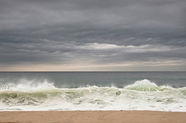 Photograph - Green Wave by Kevin Bergen