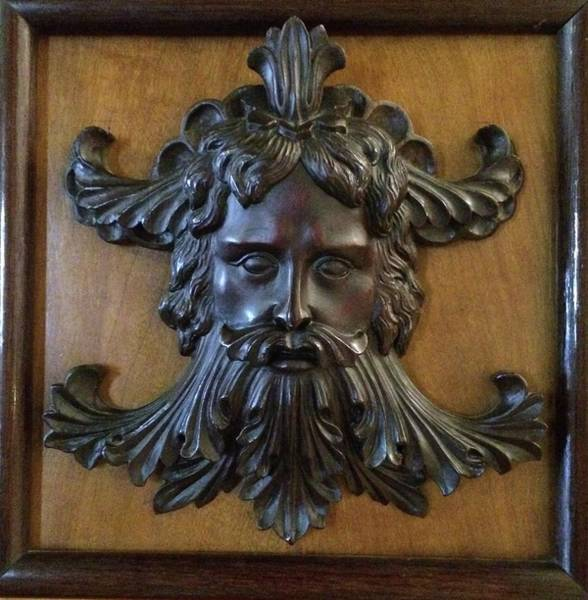 Photograph - Greenman by Annette Hadley