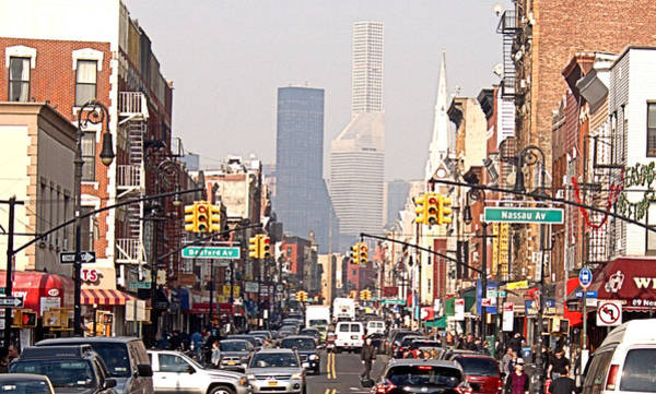 Photograph - Greenpoint by  Newwwman