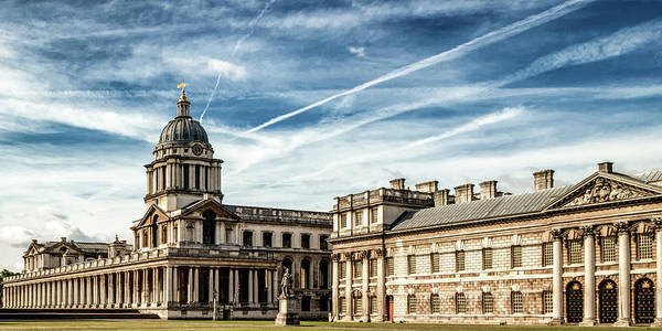 Photograph - Greenwich University by Makk