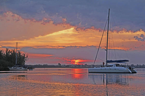 Wall Art - Photograph - Greet The Day by HH Photography of Florida