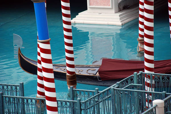 Photograph - Greetings From Venice by Susanne Van Hulst