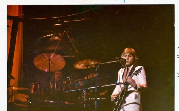 Palmer Lake Photograph - Greg Lake Elp 1973 by Kenneth Summers