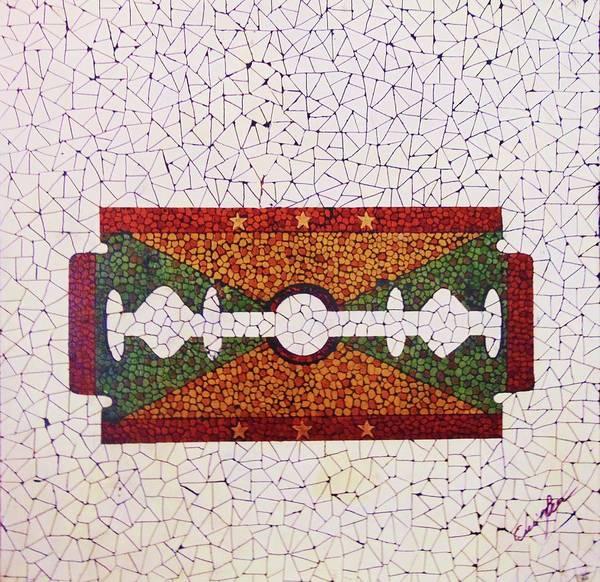 Wall Art - Painting - Grenada by Emil Bodourov