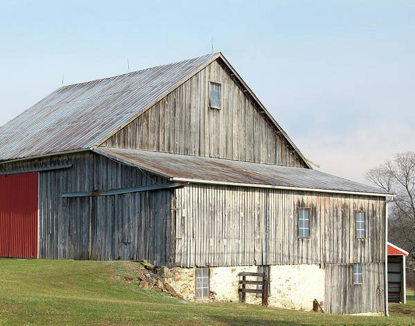Photograph - Rustic Barn by Melinda Blackman