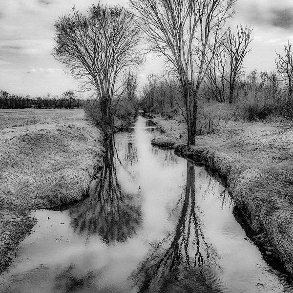 Photograph - Grey Divide by Kendall McKernon
