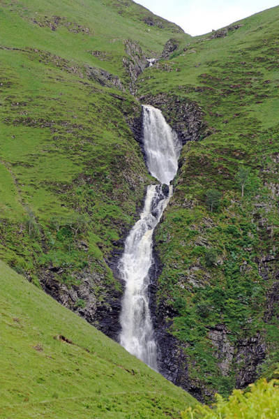 Grey Mare's Tail Art Print