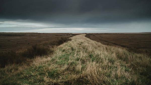 Photograph - Grey Skies by James Billings