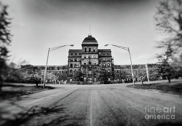 Photograph - Greystone Psychiatric Hospital by Mark Miller