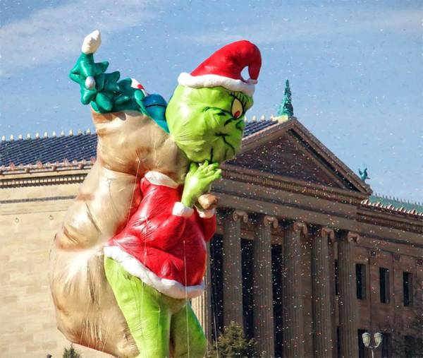 Photograph - Grinch Christmas by Alice Gipson