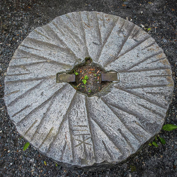 Wall Art - Photograph - Grind Stone by Paul Freidlund