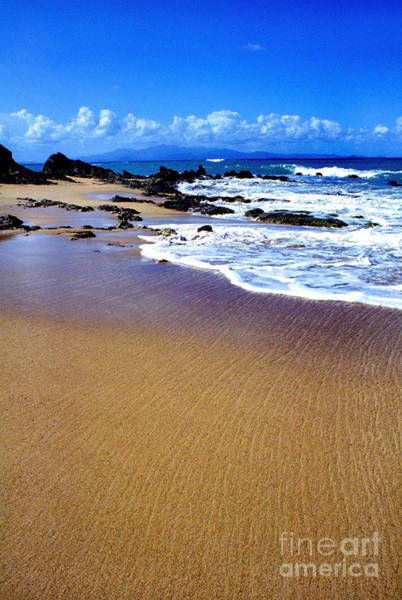 Photograph - Gringo Beach Vieques Puerto Rico by Thomas R Fletcher