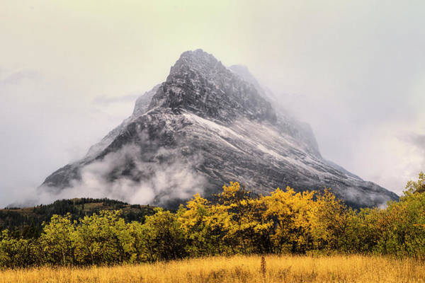 Photograph - Grinnell Point by Mark Kiver