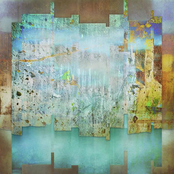 Grit Wall Art - Digital Art - Grit by Katherine Smit