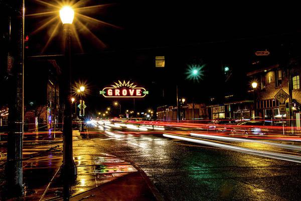 Photograph - Grove, St. Louis by Allin Sorenson