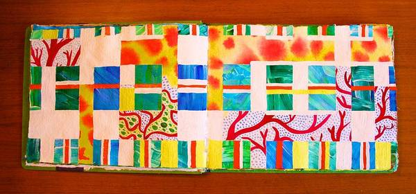 Mixed Media - Growing Beyond Constraints by Polly Castor
