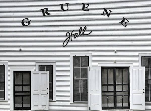 New Braunfels Photograph - Gruene Hall by JC Findley