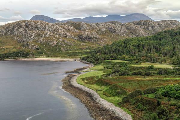West Highlands Photograph - Gruinard Beach - Scotland by Joana Kruse