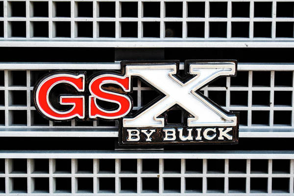 Gsx Photograph - GSX by Barbara Griswold-Kridner