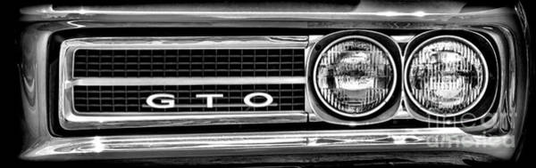 Wall Art - Photograph - GTO by Olivier Le Queinec
