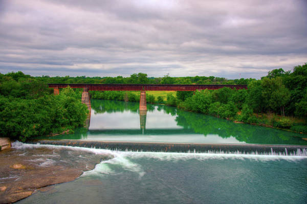 New Braunfels Photograph - Guadeloupe River by Kelly Wade