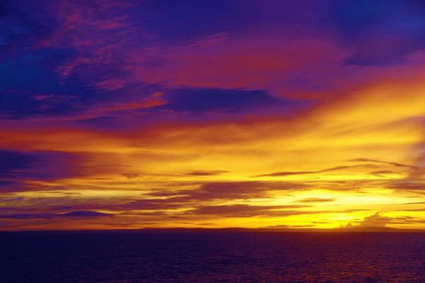 Photograph - Guam Sky 5 by Phyllis Spoor