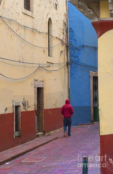Mexico City Photograph - Guanajuato by Juli Scalzi