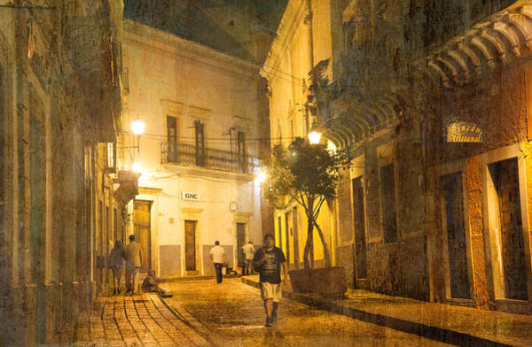 Photograph - Guanajuato Night by Barry Weiss