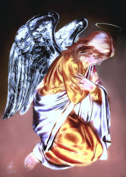 Photograph - Guardian Angel by Pennie McCracken