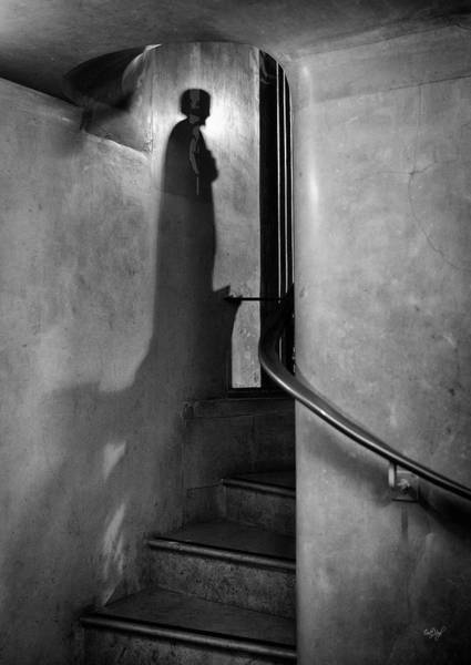 Chapelle Photograph - Guardian Of The Secret Staircase. by Everet Regal