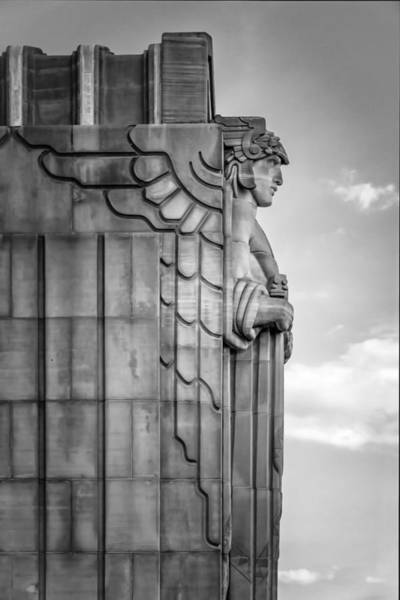 Wall Art - Photograph - Guardian Of Traffic by Michael Demagall