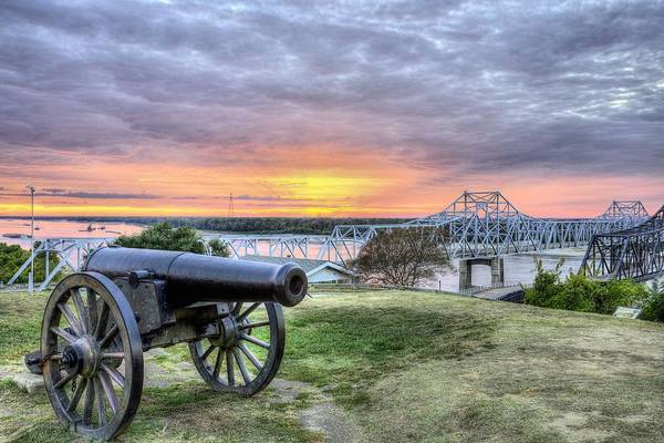 Photograph - Guarding The Mississippi by JC Findley