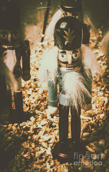 Figurine Wall Art - Photograph - Guards Of Nutcracker Way by Jorgo Photography - Wall Art Gallery