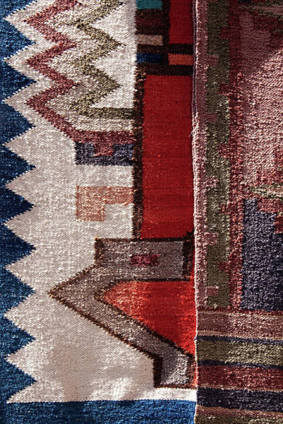 Photograph - Guatemalan Rugs by Tatiana Travelways
