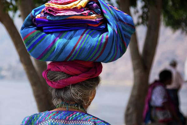 Photograph - Guatemalan Traditional Crafts by Tatiana Travelways