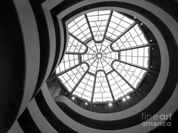 Photograph - Guggenheim 1 by Elena Nosyreva
