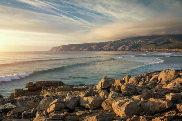 Sintra Photograph - Guincho Beach by Carlos Caetano