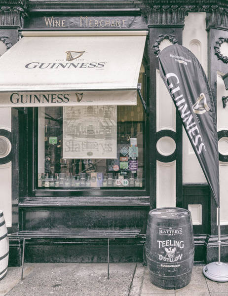 Photograph - Guinness City by Georgia Fowler