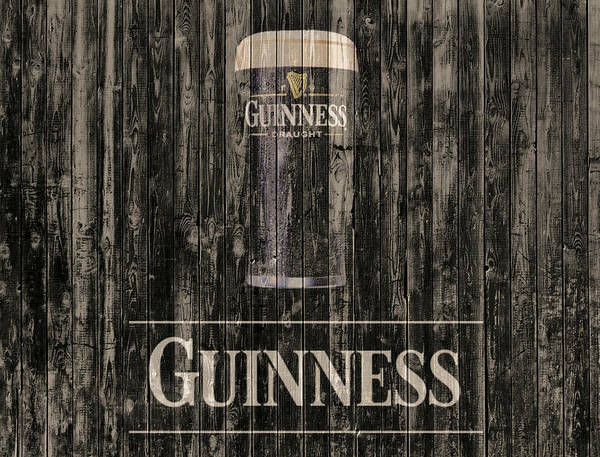 Wall Art - Photograph - Guinness by Dan Sproul